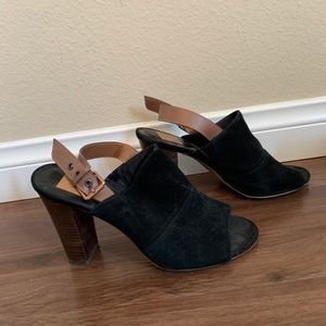 Dolce Vita peep toe shoes